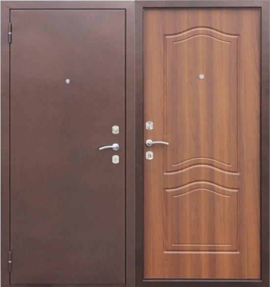 стальная дверь гарда рустикальный дуб купить цена