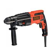 Перфоратор Black & Decker BDR26K-RU 2.7Дж 800Вт